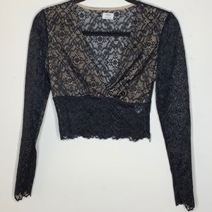 Wilfred Lace long sleeve Top